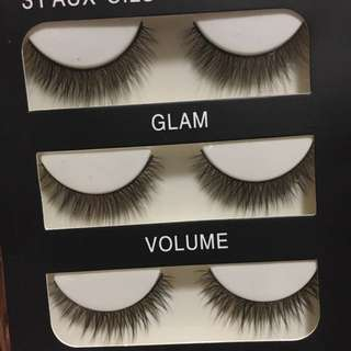 3 Sets Of Lashes