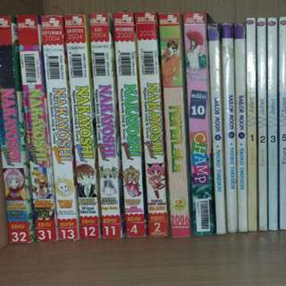 Komik Series Edisi Cewe Campur2 Take All