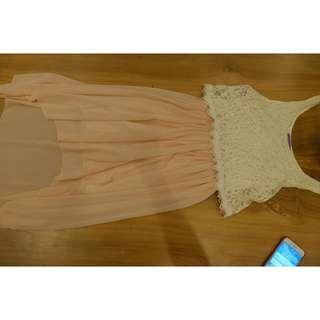Fairytale Dusty Pink Dress