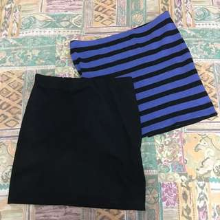 pencil skirts (dapet 2)