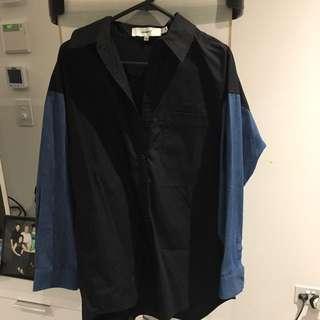 Cameo Black Shirt