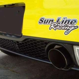 Sunline Exhaust 60rrs With Cert