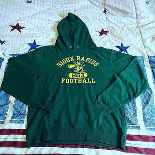 Hoodie Sioux Import