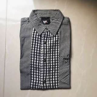 Pattern short sleeve