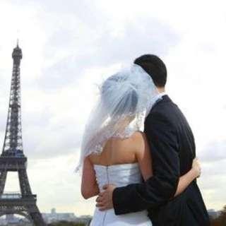 度身訂造 蜜月假期 結婚旅行
