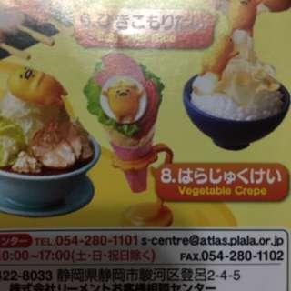 蛋黃哥 現代人 可麗餅 盒玩 食玩