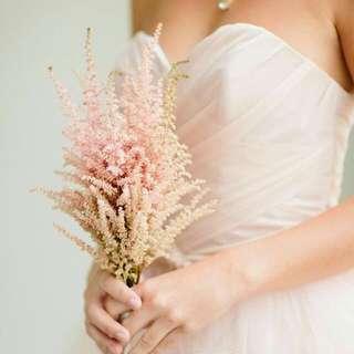 Simple Bridal Bouquet - Ivoy