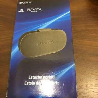 ps vita console leather case sony original