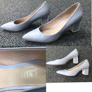 Nine Wear High Heels 淺藍色高跟鞋