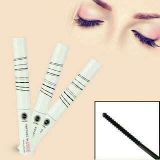 🎉 Pre - GSS 🎉 Latest Microcara Mascara tiny fine Waterproof Skinny Mascara from Heng Fang Cosmetics (Size: 3 g, Color: Black)