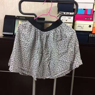 Cotton On Floral Skirt