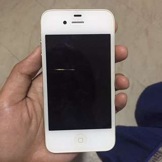 iPhone 4 16GB (White)