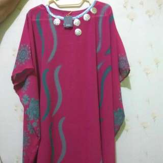 Blouse Sifon Pink By Jeda Collection😄😄