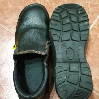 D&D Safety shoe (Black)