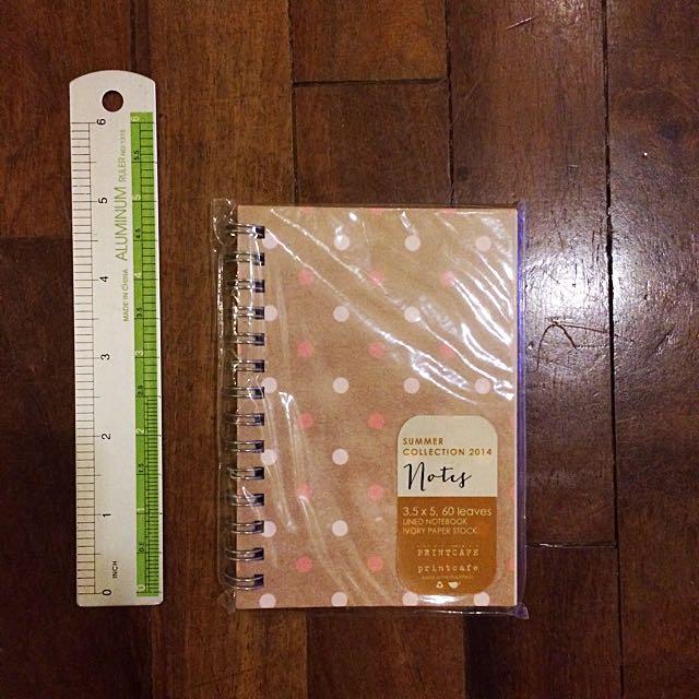 5 Inch Notebook
