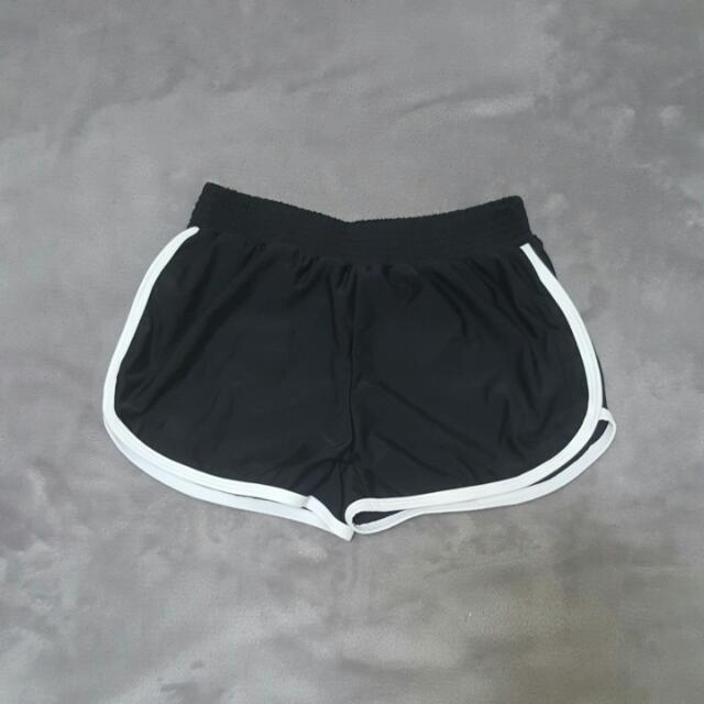 僅試穿,運動短褲,涼感,吸水材質