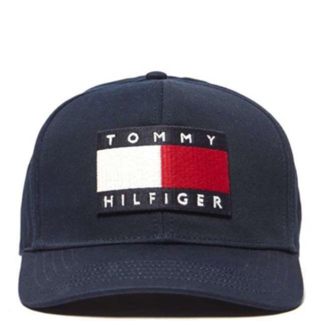#男女通用 #包郵 全新正品 Tommy Hilfiger 棒球帽 老帽