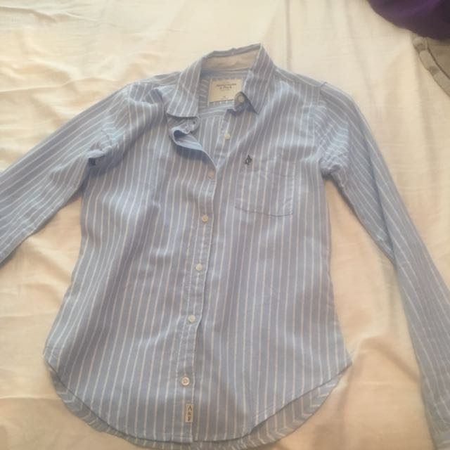 Abercrombie Shirt Xs