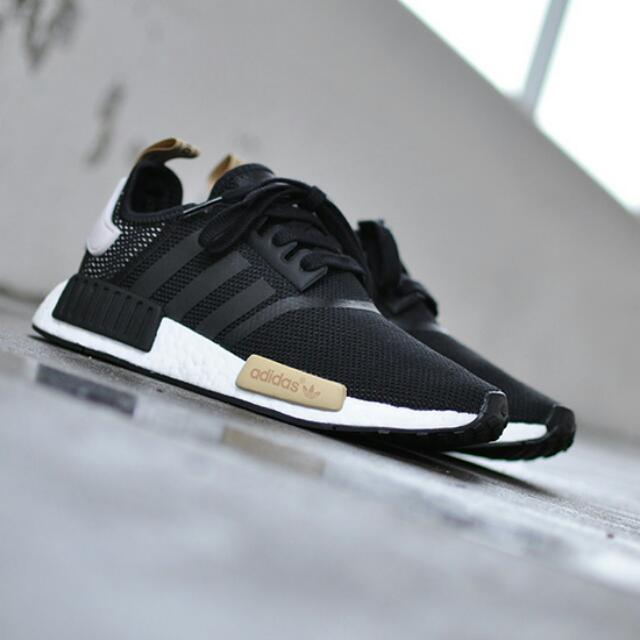 pretty cheap authorized site best service Reduced: BNIB Adidas NMD R1 Core Black