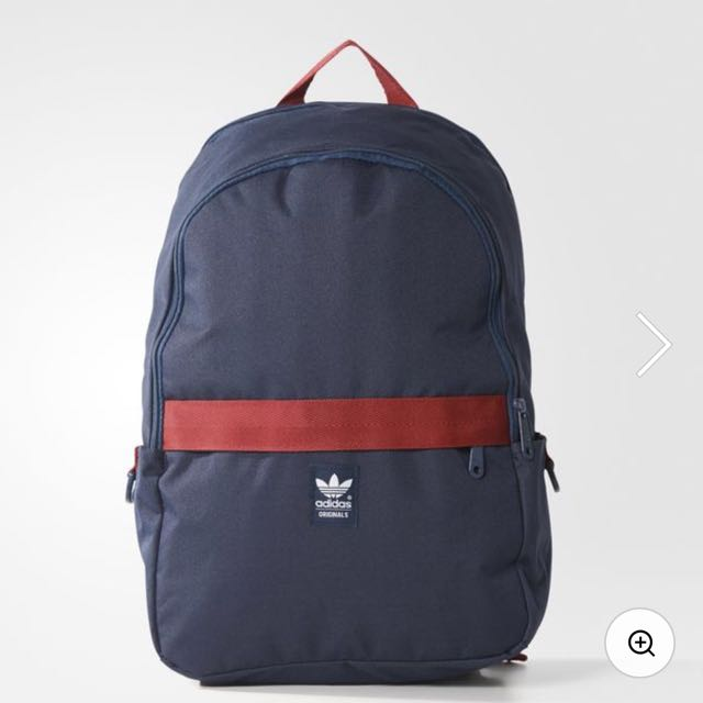 ADIDAS ORIGINALS ESSENTIAL BACKPACK on Carousell f6df45c429