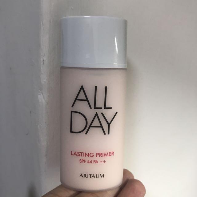 🍟二手/Aritaum All Day Primer 控油持妝妝前乳
