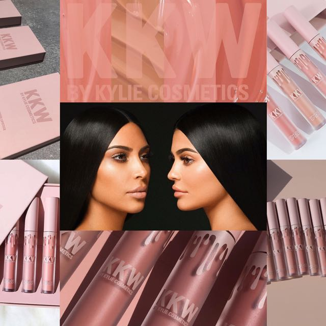 Authentic KKW Crème Liquid Lipstick Collection from Kylie Cosmetics℠ - SOLD OUT ONLINE!
