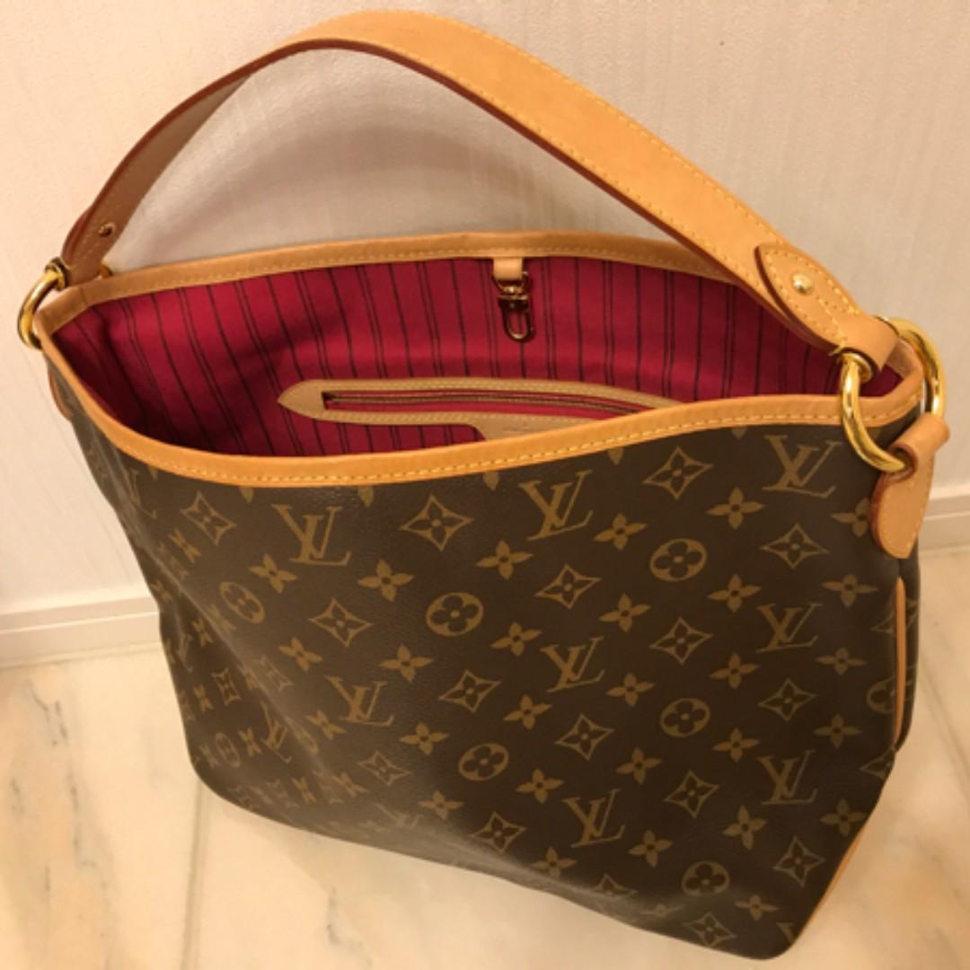 24 5 Authentic Louis Vuitton Monogram Delightful Full PM FL0013 on ... 18b9747986f80
