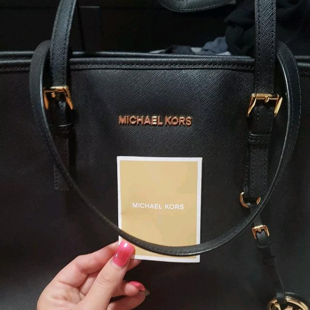 Authentic Michael Kors Large Travel Tote