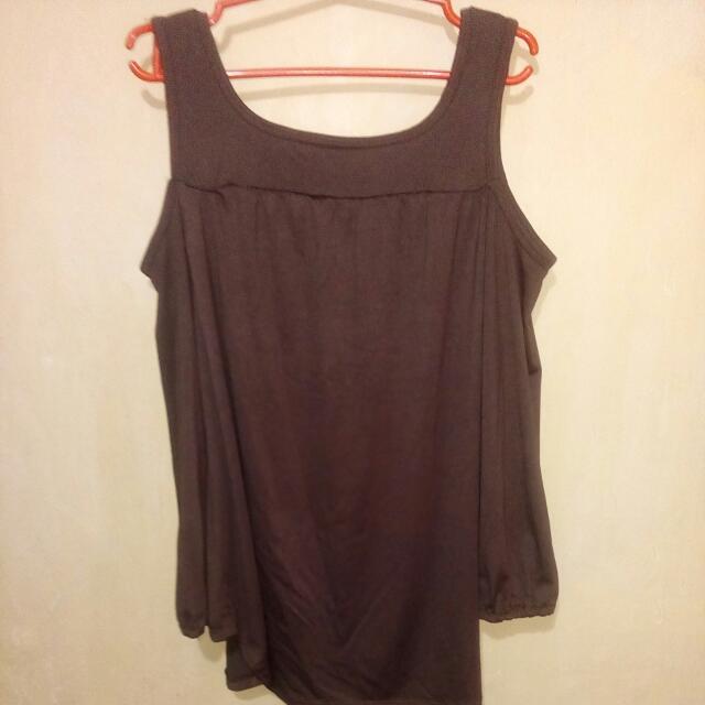 """Bakuna"" Type Long Sleeve Top • Fits Small To Medium"