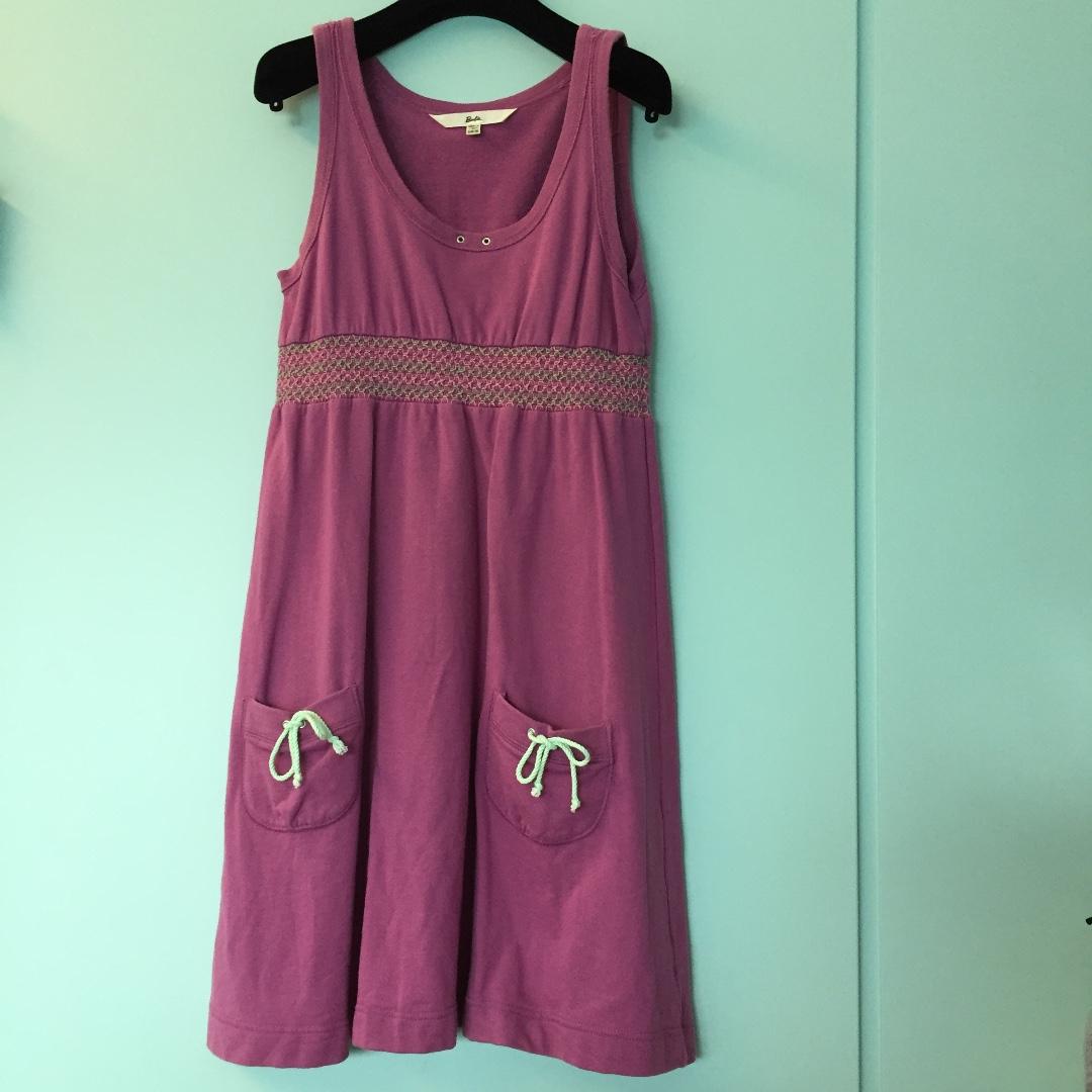 日本Barbie運動風休閒洋裝