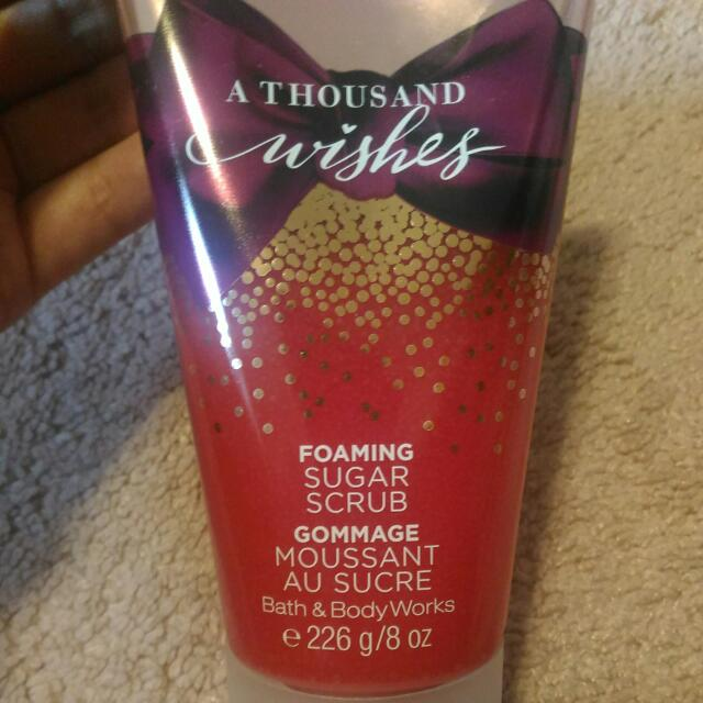 Bath and Body Works Items