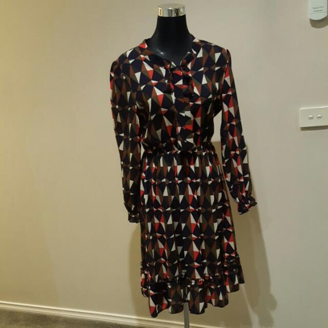 Beautiful dress size 10.