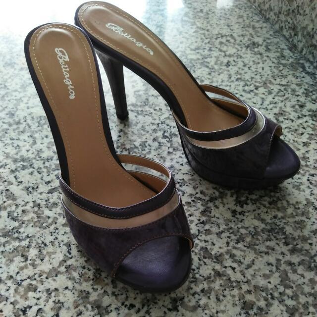 Bellagio Purple Heel