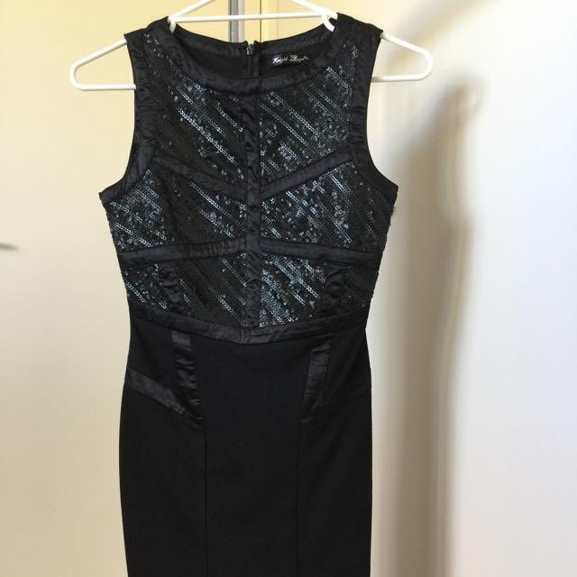 Black Dress Size 6