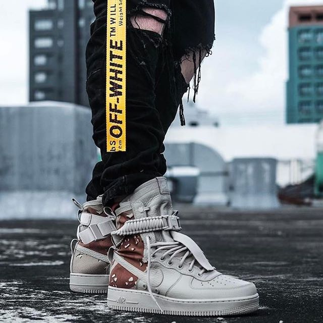 083f7c7f7a90 BN  Nike Special Field Air Force 1 SF AF1 Sneakers