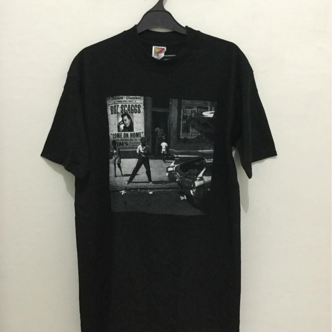 Bos Scaggs Japan Tour 1997 t-shirt