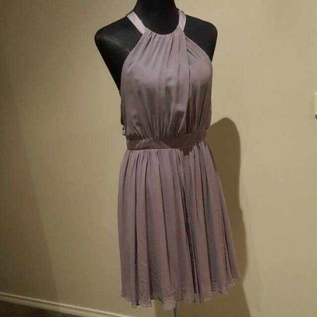 Brand new wayne Cooper 100%silk  dress size 2