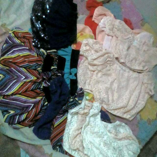 Brandnew babies' clothes