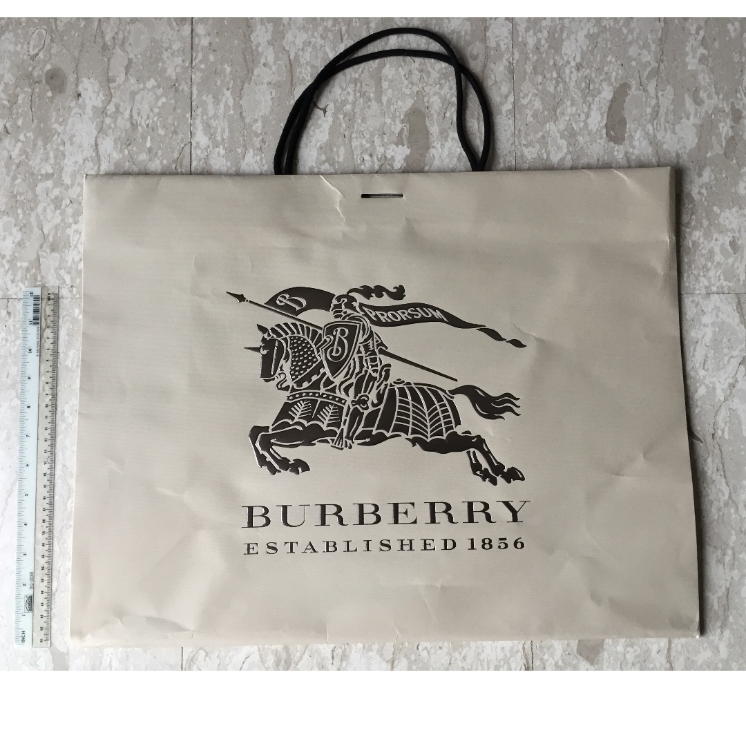 BURBERRY shopping bag (extra large) 3bd9a48f846f4