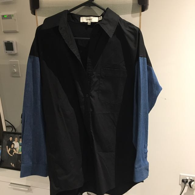 Cameo Black Shirt