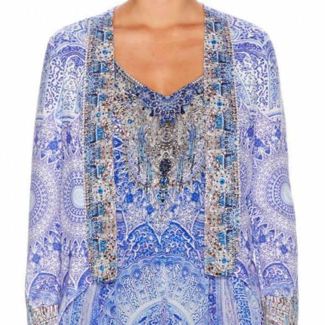 Camilla Bosphorus Jacket Blazer Size 2