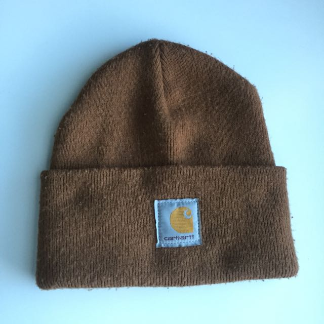 Carhartt Beanie In Brown
