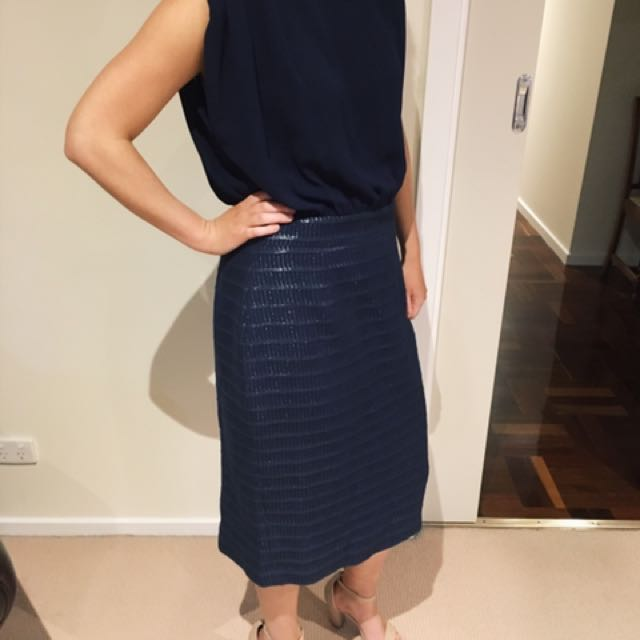 Carla Zampatti Size 14 Dress RRP$1500