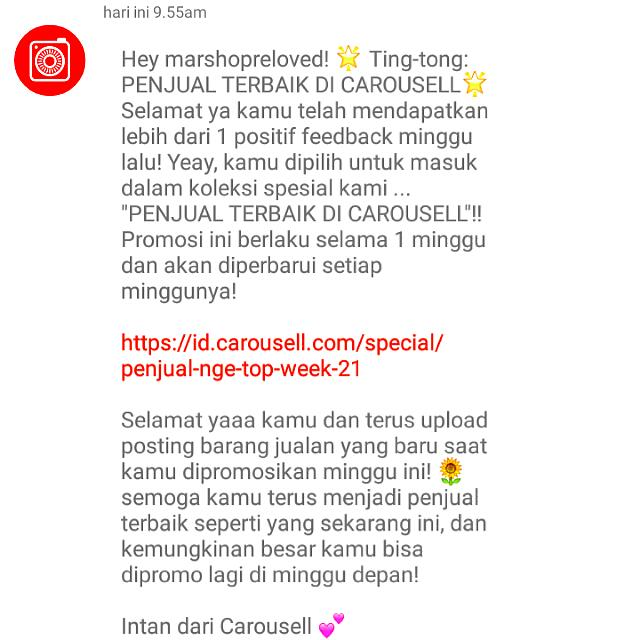 Carousell Special