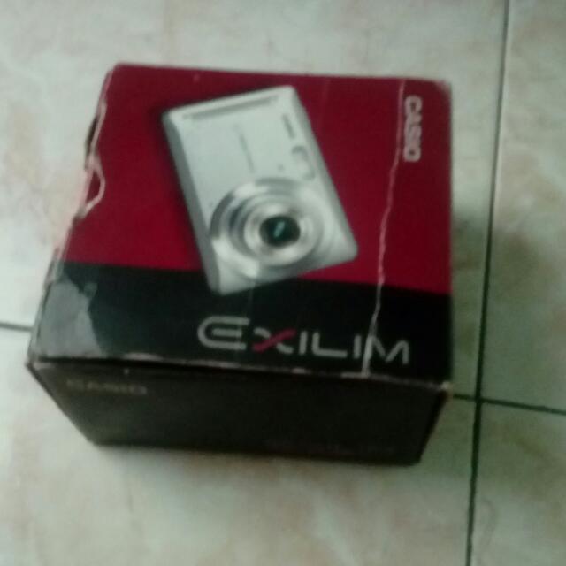 Casio Exilim 8.1 Mega Pixels