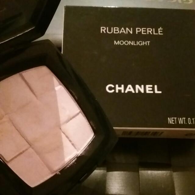 Chanel Ruban Perle Creme