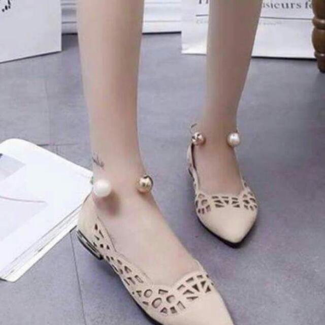 Dollshoes With Unklet