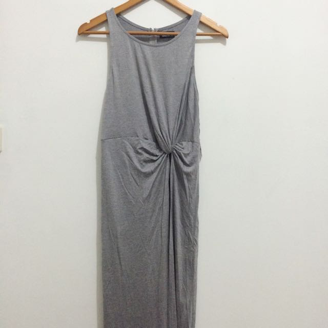 Dotti Australia Front Slit Maxi Dress