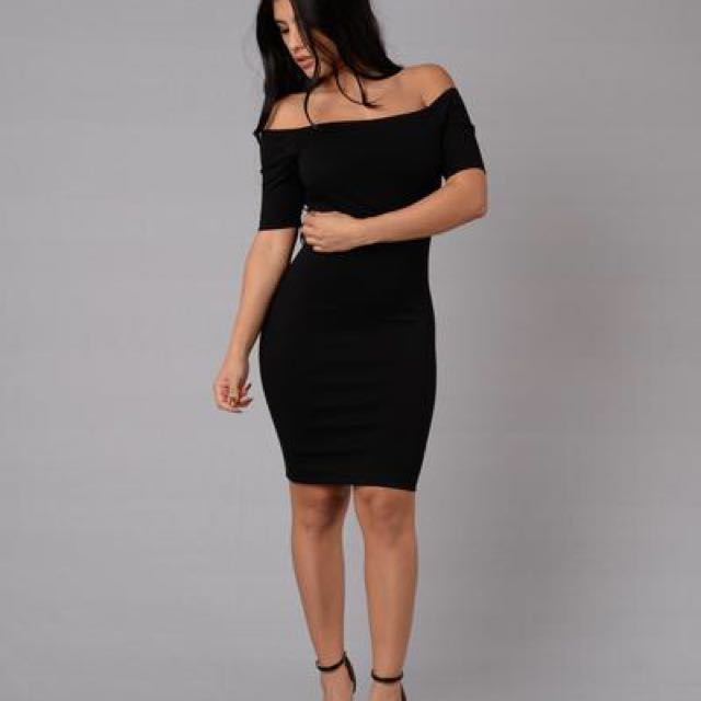 Fashion nova Veronica Dress
