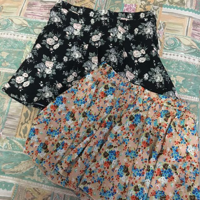 flowery skirt (dapet 2)